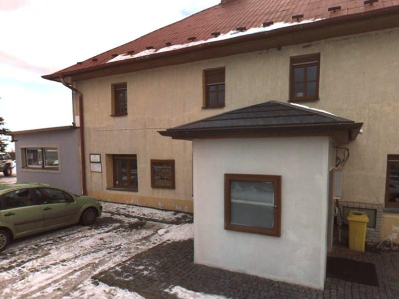 Informační centrum Lesná